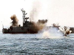 İran kendi gemisini vurdu: 19 kişi hayatını kaybetti