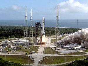 ABD'nin 'gizli görev uzay uçağı' yörüngeye fırlatıldı