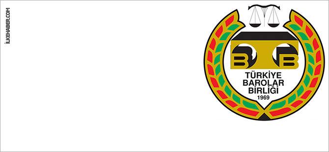 TBB ve 81 ilin barosundan seçim yöntemine müdahale hazırlığına tepki