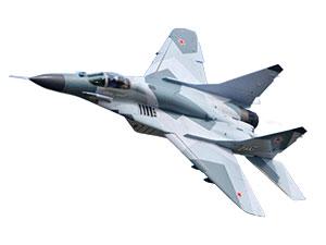 Rus savaş uçağı düştü: Pilot yaşamını yitirdi