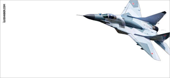 Rusya'dan Suriye'ye MiG-29 sevkiyatı