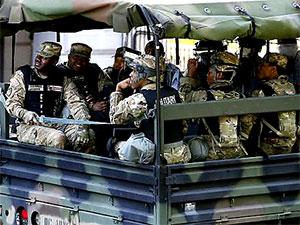 Pentagon: Washington bölgesine 1600 asker konuşlandırdı