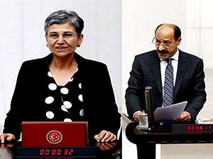 HDP'li vekiller Güven ve Farisoğulları gözaltına alındı