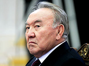 Nazarbayev'in koronavirüs testi pozitif çıktı