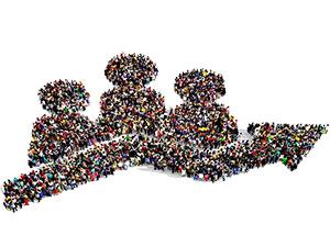 Dünya nüfusu 7,8 milyara ulaştı