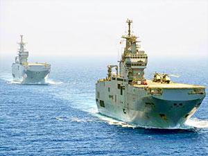 Doğu Akdeniz'de gerilim: Mısır ve Fransa'dan ortak tatbikat