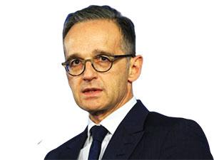 Maas: Rusya G8'e dönemez