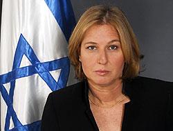 Livni: Hamas ile savaşımız dini bir savaştır