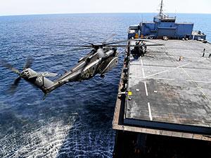 Doğu Akdeniz krizi: ABD savaş gemisi Girit Adası'na ulaştı