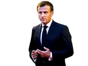 Macron'dan Türkiye'ye 'seçimlere karışmama' uyarısı