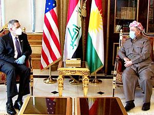 ABD Büyükelçisi: Kürdistan Bölgesi'nin önemli bir yeri var