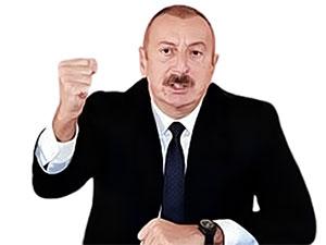 İlham Aliyev: Türkiye'nin SİHA'ları ordumuzu güçlendirdi
