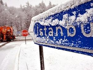 İstanbul'a son yılların etkili kar yağışı geliyor