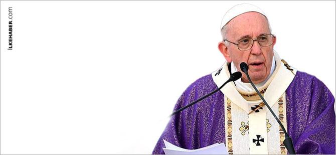 Papa Franciscus: Kürt halkını gönülden selamlıyorum