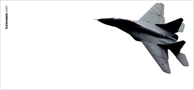 Rusya'dan Afrin'e üst üste hava saldırıları