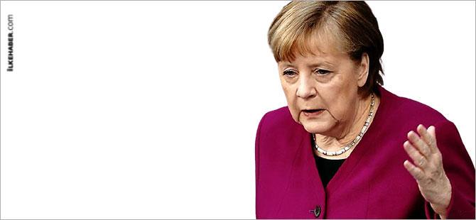 Merkel: Fransa'nın yolunu izlemeyeceğiz