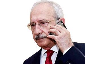 Kılıçdaroğlu'ndan Beşikci ve Altan'a telefon