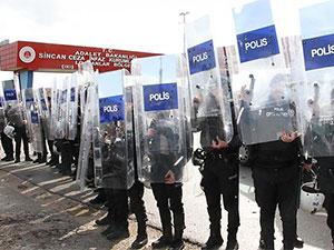 Kobani davası başladı
