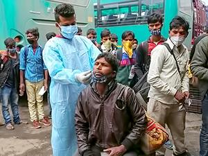 Dünya Sağlık Örgütü: Çifte mutasyonlu 'Hint varyantı' en az 17 ülkeye yayıldı