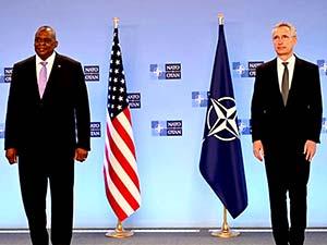 ABD ve NATO: IŞİD'i bitirmeye kararlıyız