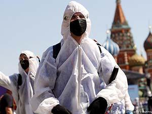 Rusya'da koronavirüs vaka sayısı hızla artıyor