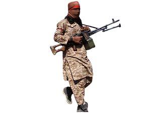 Taliban üç vilayet merkezini ele geçirdi