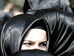 Diyarbakır'da başörtüsü yasağına sert tepki!