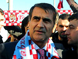 Şenol Güneş resmen Trabzonspor'da