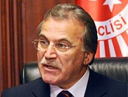 Meclis Başkanı'ndan Cindoruk'a tepki