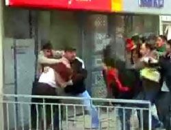 Polisi linçten DTP'liler kurtardı   Video
