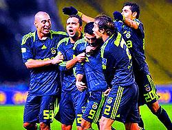Fenerbahçe zar zor kazandı