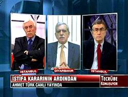 Ahmet Türk soruları cevapladı
