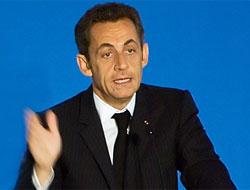 Sarkozy'nin acı çığlığı: Felakete koşuyoruz
