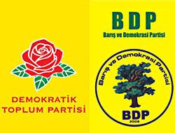 DTP'li belediye başkanları BDP'ye katıldı