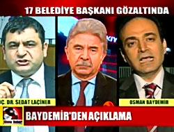 Ali Kırca'yı çaresiz bırakan tartışma!