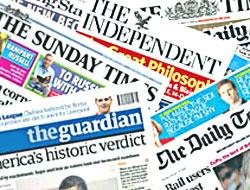 İngiltere basınında bugün (31 Aralık)