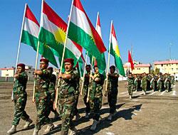 Kürt yönetimi silahlanıyor
