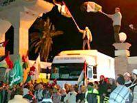 Filistin'e yardım konvoyuna 48 saat izin!