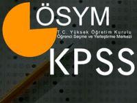 2010 KPSS Sınav Takvimi Açıklandı