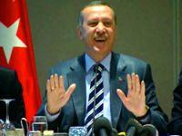 Erdoğan'ın kahkahaları...