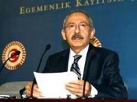 Kılıçdaroğlu: Arınç'ın dengi Zahid Akman'dır