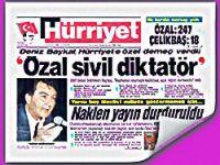 Baykal, Özal'a da sivil diktatör demiş!