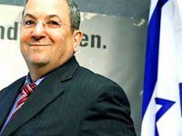 Ehud Barak Ankara'da
