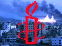 Af Örgütü: Gazze'den abluka kalksın!