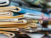 Gazetelerde yeni kabine manşetleri