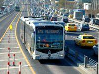 Metrobüs zammı durduruldu!