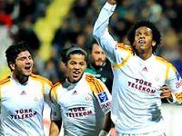 Jo attı, Galatasaray kazandı