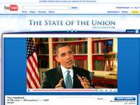 Obama, YouTube'a çıktı!