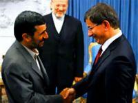 Davutoğlu'dan İran'a uranyum ziyareti