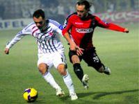 Beşiktaş Gaziantep'te vurgun yedi!